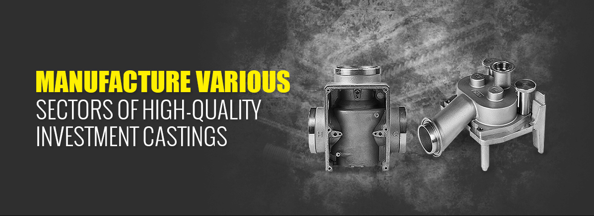 high quality investment castings