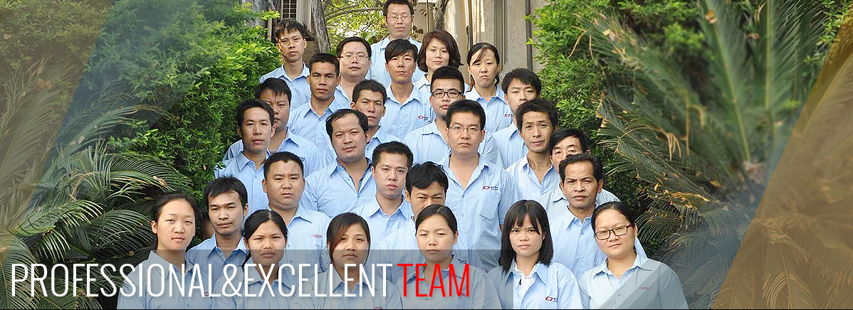 professional&excellent foundry &team