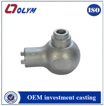 Quality CF8M Ball valve with investment casting process