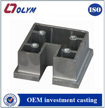 Produce steel auto parts direct to you with lost wax casting