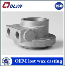 Customized stainless steel investment casting pump casting