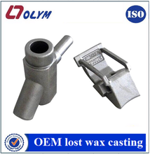 OEM lost wax casting steel casting marine parts casting